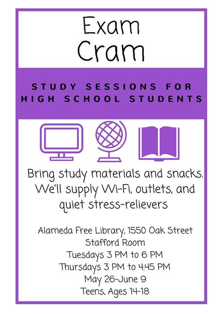 Study at the free library!