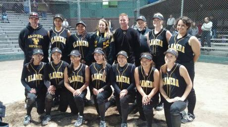 Lady Hornets: back to back softball champs!